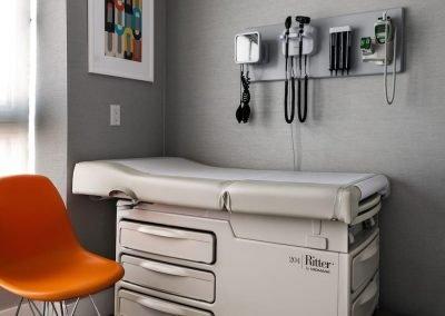 Bonheur MD Exam Room