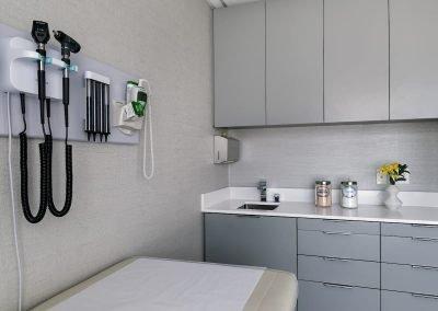 Bonheur MD Exam Room 3